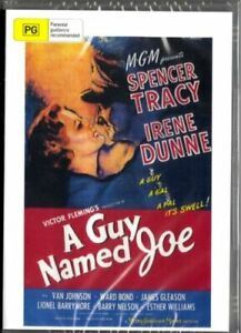 A Guy Named Joe DVD Spencer Tracy New and Sealed  Australia