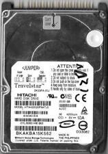 HITACHI DK23FA-20J HTA422020F9ATJ0 20GB IDE HARD DRIVE