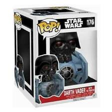 Star Wars - Darth Vader with Tie Fighter Deluxe Pop! Vinyl Figure
