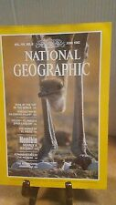 National Geographic Magazine Nat Geo June 1982(NG21