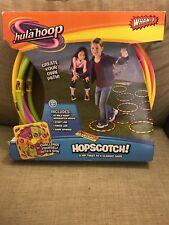 Wham-O Hula Hoop Hopscotch Hoops