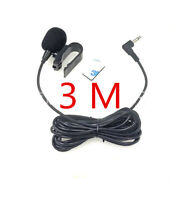 Car Radio 3.5MM External Microphone Mic for Bluetooth GPS DVD Stereo Receiver