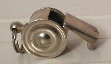 ArgoDBar Vintage en Laiton sifflet /à la Main Pur Laiton sifflet Arbitre Survie sifflet Porte-cl/és Pendentif en Plein air Produits