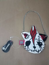 Hangry and Angry H.Naoto Goth Punk Wallet Coin Purse RETIRED !! NWT !!