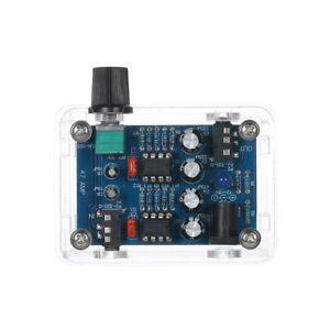 47 Amp DIY NE5532 Hi-Fi Headphone Amplifier Kit With Housing DC9V-18V New J6A9