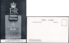 GB POST BOX TPO c1969...LBSG No.48 POSTCARD