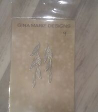 Gina Marie designs metal cutting dies - Willow Branches