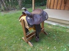 15.5 Billy Royal Show Saddle