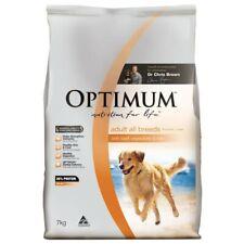 Optimum Adult With Beef Vegetables & Rice Dry Dog Food 7kg