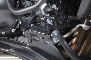 Triumph Tiger 955i/1050/800/XC/Explorer Hella fog lights kit with crash bar brac
