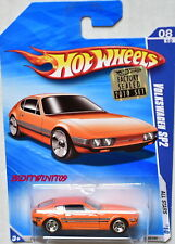 HOT WHEELS 2010 ALL STARS VOLKSWAGEN SP2 #08/10 ORANGE FACTORY SEALED W+