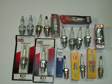 ASSORTED SPARK PLUGS NEW