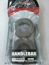 AKA 13010VR 1:10 Short Course Handlebar LTD Wide Super Soft W/ Red Insert New!!