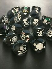 Wholesale 100 pcs Pirate/Skull Kids /Children's Party Gift Rings Jewellery