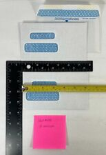 New listing Window Envelopes - 4 different sizes, unused, from an opened box, Intuit & McBee