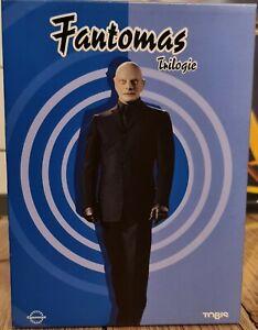 Fantomas Trilogie (SE), 3 DVD (2004)