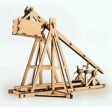 Trebuchet  / Wooden model kit