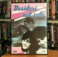 DVD DESIDERI NEL SOLE 1962 JACQUES ROZIER COME NUOVO RARO FUORI CATALOGO