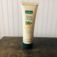 Bath Body Works Iced Pineapple Fragrance Body Cream Vintage Discontinued 8 Fl Oz