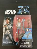 "Star Wars Rebels Princess Leia Organa 3.75"" Action Figure Rogue One Wave 3"