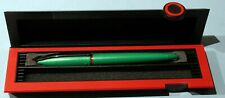 "Rotring RIVETTE Fountain Pen ""F"" green"