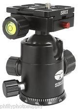 Sirui G-20X GX SERIES BALLHEAD with Whopping 44 LB Capacity Arca Compatible