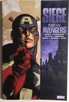 NEW AVENGERS Siege (2011) Marvel Comics TPB FINE 1st