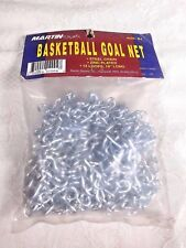 Martin Sports Steel Chain Basketball Net Hoop Chain Net Ring Heavy Duty