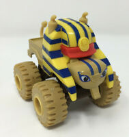 blaze and the monster machines - Sphinx Truck Vehicle