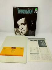 The Third Man Movie VHD Japanese VHD