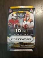 2020 Panini Prizm NFL Football Hanger Box Factory Sealed
