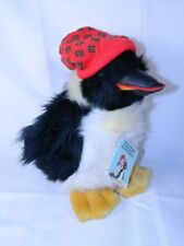 Commonwealth Perry Penguin Plush Stuffed Animal Toy New with Tags Vintage 1990