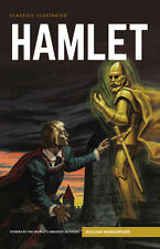 Classics Illustrated Hardback Hamlet (William Shakespeare) (Brand New)