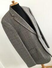 Mens Excellent Sports Jacket Blazer Wool Cashmere Mix - 42L