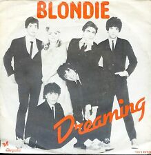 7inch BLONDIE dreaming HOLLAND  1979 EX +PS