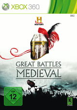 360 XBOX The History Channel: Great Battles Medieval