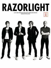 Razorlight Guitar Tab Edition Sheet Music Songbook Second Album Songs From S76