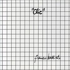 Franco Battiato - Clic [New CD]