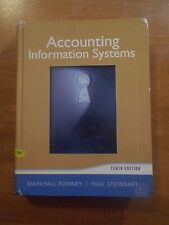 Accounting Information Systems (10th Edition), Steinbart, Paul J., Romney, Marsh