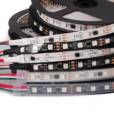 WS2811 LED Strip 5050 RGB DC12V LED Lights 5m 30/ 60 LEDs/m Waterproof WS2811 IC