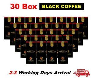 Organo Gold Black Coffee Ganoderma Caffè Nero Expiry08/2022 Spedizione Gratuita