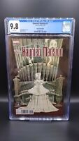 HAUNTED MANSION #1 CGC 9.8 VICTOR GEIST Exclusive Disney Parks Variant Cover