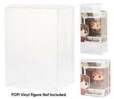 Semi-rigid protection for box funko pop!