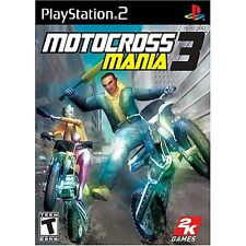 Morocross Mania 3- PS2