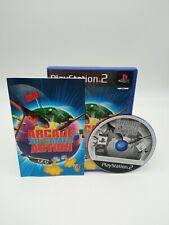 ARCADE ACTION 30 GAMES PlayStation 2 PS 2 OVP & Anleitung Deutsch Top ?