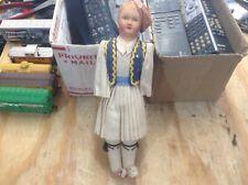 Queen Elizabeth 1939 Queen Elizabeth antique doll. 40s To 50s