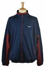 Nike Men Coats & Jackets Jackets XL Blue Polyester