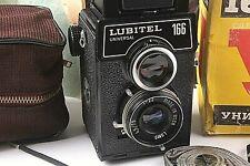 Lubitel 166 UNIVERSAL Lomo Lomography Russian camera Case box NEW