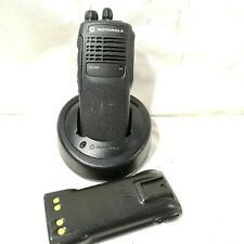 Motorola GP340 MDH25RDC9AN3AE Portable Radio PW502C W/ Batetry HNN9008A