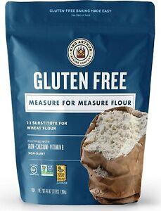 King Arthur, Measure for Measure Flour, Certified Gluten-Free, Non-GMO